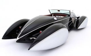 Illustration for article titled Delahaye Bugnotti: Classic Style, Modern Power