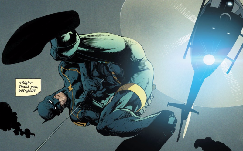 Illustration for article titled Spoiler: A Major Character Finally Returns in This Week's Batman Comic