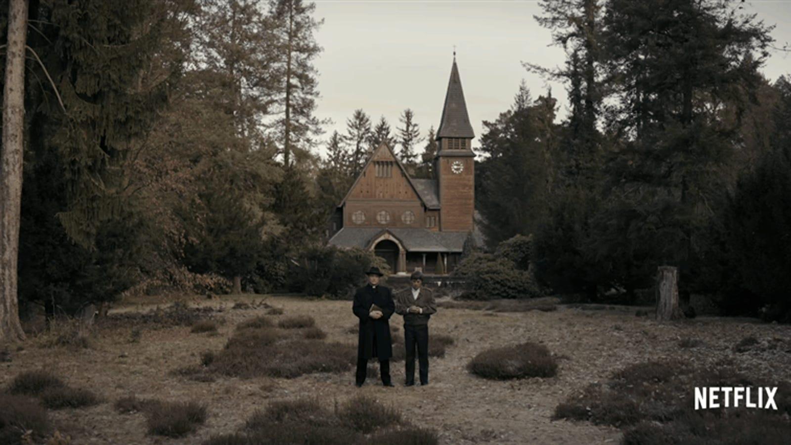Tráiler de Dark, la nueva serie de Netflix que es como Stranger Things pero más macabra y en alemán