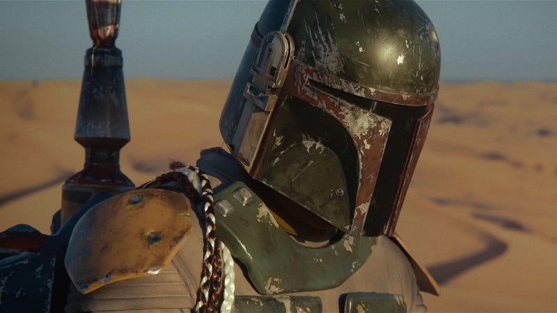 Illustration for article titled Watch The Fan-Made Trailer For A Boba Fett Movie That Needs To Happen RIGHT NOW