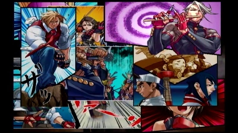 Illustration for article titled Why the Sequel to Rival Schools is my Favorite Fighting Game Ever