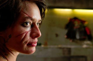 """Illustration for article titled Lena Headley as """"Ma-Ma"""" Madrigal in Dredd"""