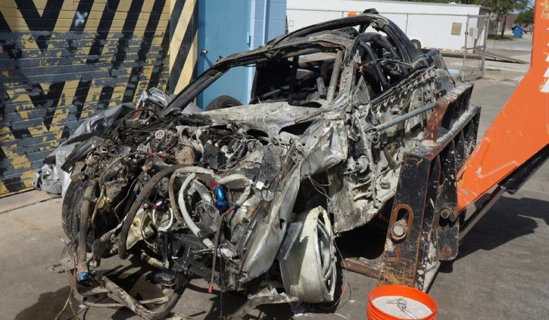 Should You Buy A Car That S Been In An Accident