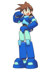 Illustration for article titled Mega-Man Volnutt Ready To Whoop Arcade Butt