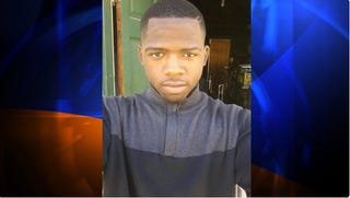 Carnell Snell Jr., 18, was shot and killed by police officers in Los Angeles on Oct. 1, 2016, sparking protests.KTLA Screenshot