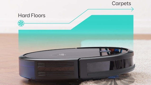 Here s the Best Deal Ever On Anker s Most Powerful Robotic Vacuum [Exclusive]