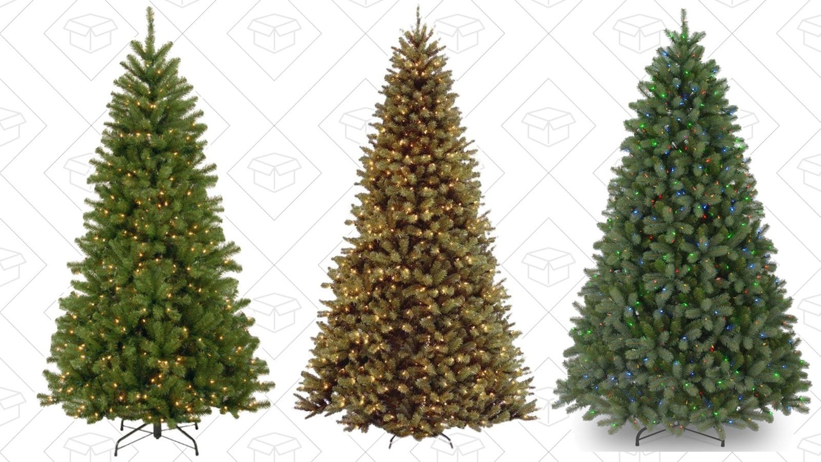 Home Depot Chopped Down the Price of These Artificial Christmas Trees, Today Only