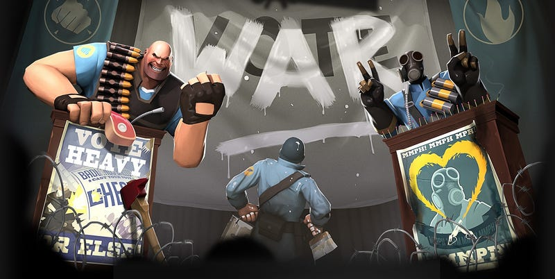 valve tf2 matchmaking