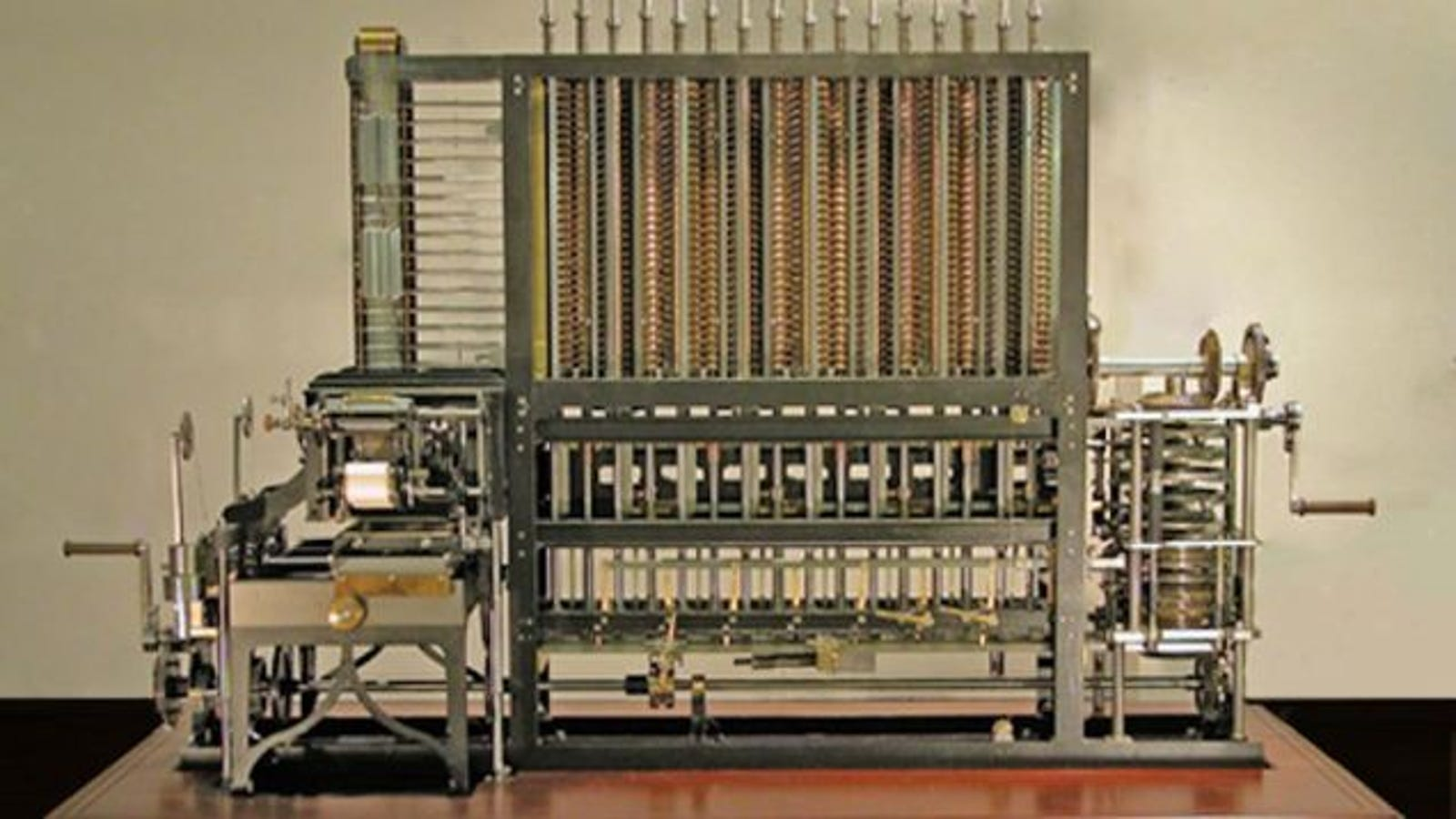 Could We Have Built A Computer In The 18th Century Transistor Of Electronics