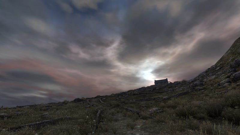 Illustration for article titled The Week in Unbelievably Gorgeous Screenshots: Dear Esther and Mass Effect 2