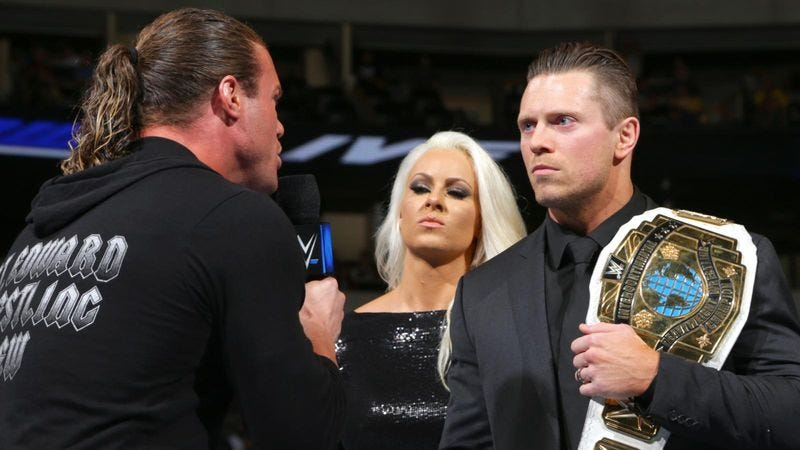 Miz and Ziggler, all about K.I.S.S.
