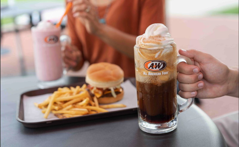 Illustration for article titled Get a Free 2-Liter A&W Root Beer on August 6