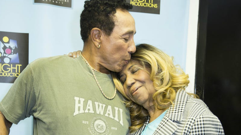 Smokey Robinson Regrets Not Recording with Aretha Franklin