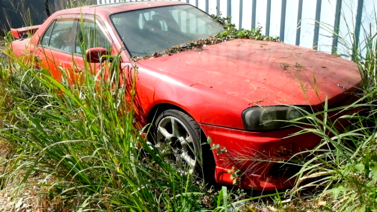 The Cars I Found Abandoned And Junked In Hong Kong Will Blow