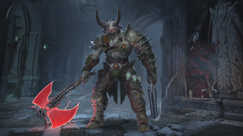 Illustration for article titled Doom Eternal Is Channeling Doom II In The Best Possible Way