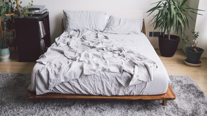 Illustration for article titled Up To 40% Off These Ultra Soft and Breathable Linen Sheets (From $239)