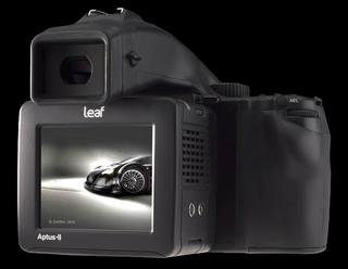 Illustration for article titled Leaf's 80MP Camera Backs Are the Highest Resolution Yet