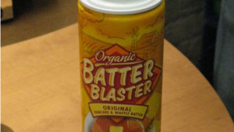 Illustration for article titled Taste Test: Batter Blaster & Blenheim Ginger Ale