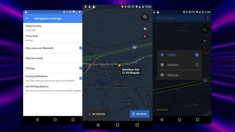 unlock google maps new hidden driving mode in the latest update