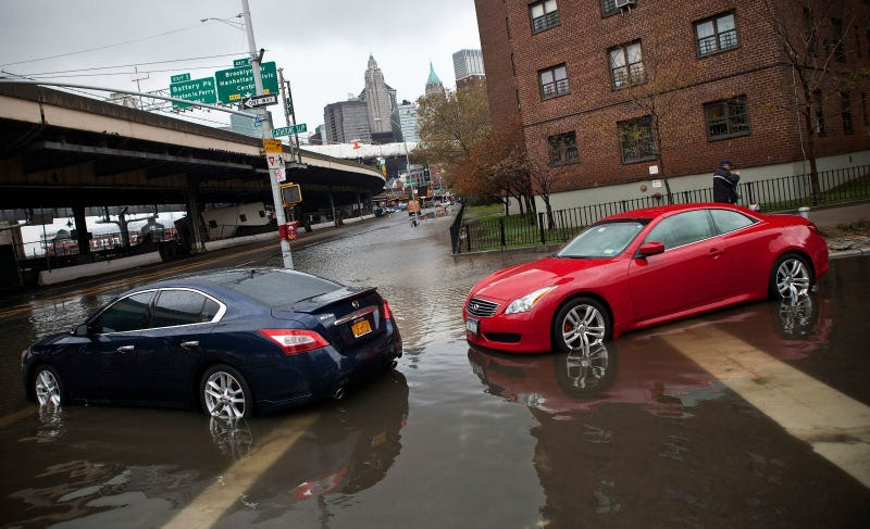 Illustration for article titled NJ Man Gets Three Years For Selling Flooded Cars With False Titles