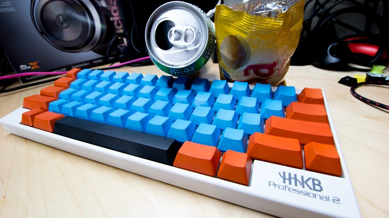 No keyboards were harmed in the shooting of this photo