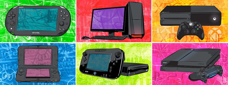 Illustration for article titled Which Video Game Console Should You Buy?