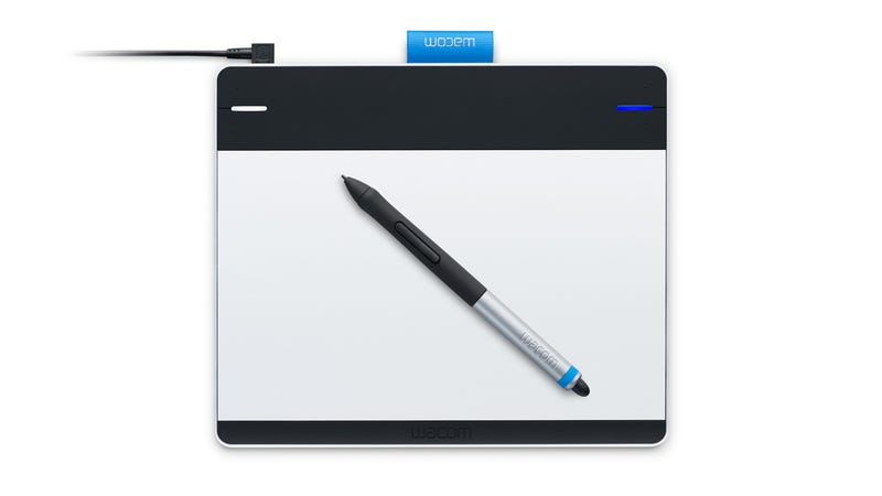 Illustration for article titled Redesigned Wacom Intuos Tablets: A New Look for Budding Artists