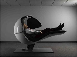 Illustration for article titled Google Employees Sleep In Alien-Like Pods