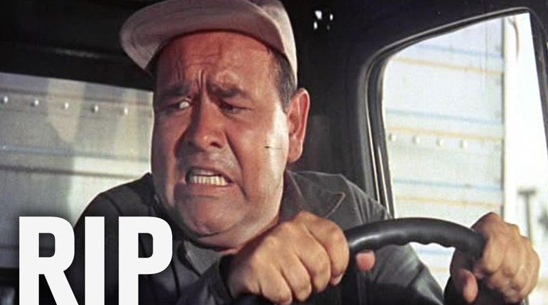 Illustration for article titled Jonathan Winters Is Trashing Gas Stations In Heaven Now