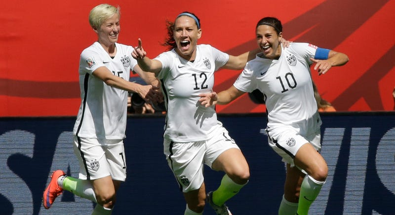 Illustration for article titled U.S. Soccer Doesn't Care Enough About The Women's National Team