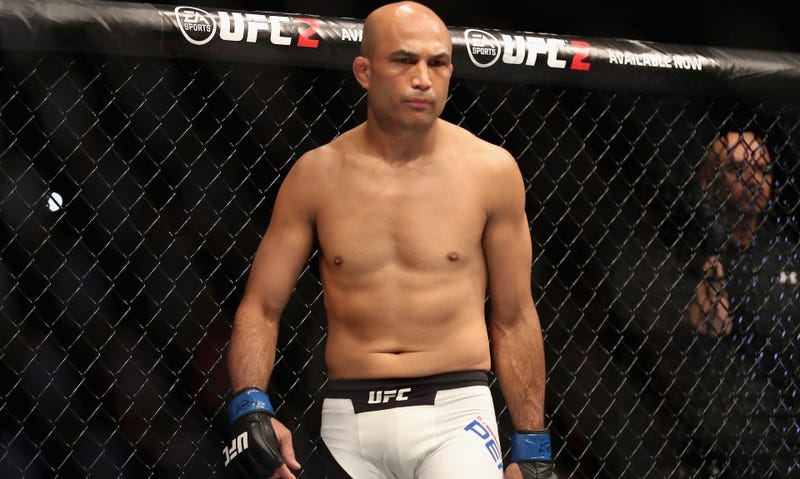 Illustration for article titled Former UFC Champ B.J. Penn Accused Of Years Of Sexual And Physical Abuse