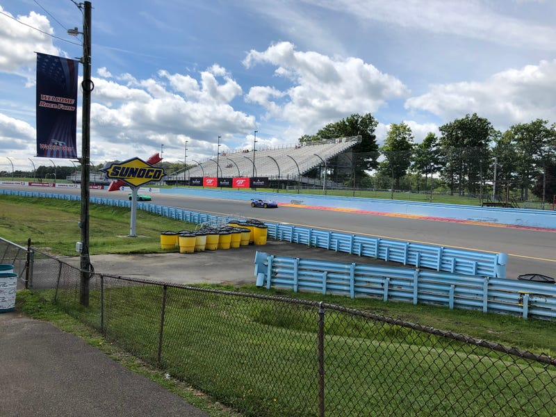 Illustration for article titled Watkins glen is f*#%ing empty