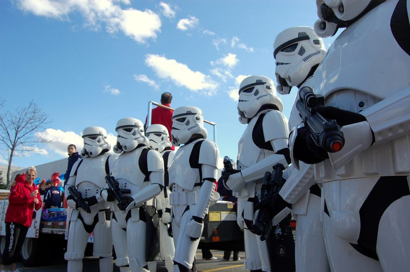 Illustration for article titled So You Want To Join The Empire: Arm Up, Part II