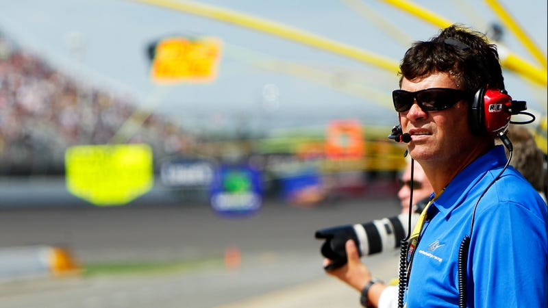 Illustration for article titled Michael Waltrip Wants You to Be the Next Great Stock Car Driver