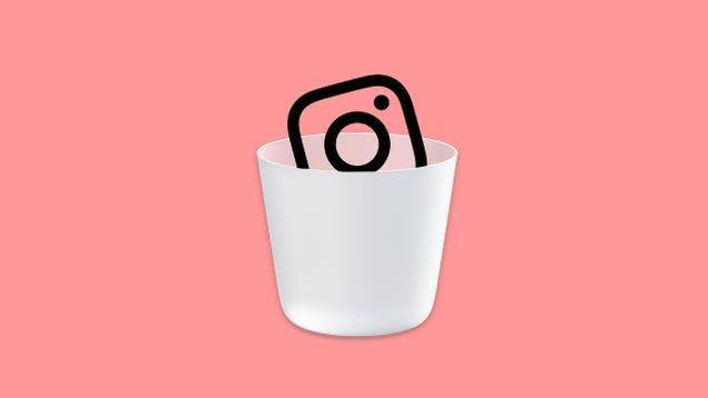 The Tortured Case for Deleting Instagram