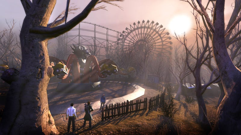 Illustration for article titled Any MMO Can Take You to Hell. The Secret World Takes You to an Amusement Park