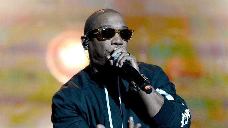Ja Rule (Photo: Scott Dudelson/Getty Images)