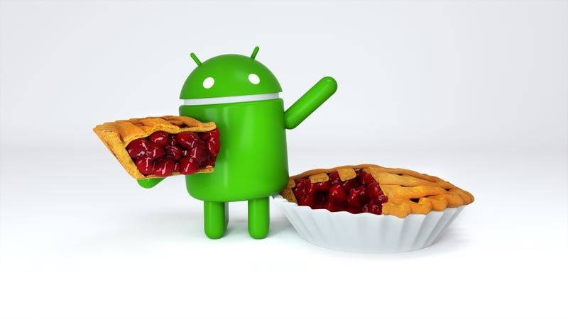 Illustration for article titled Android P Is Now Officially Android 9 Pie
