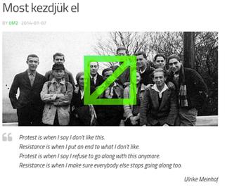 Illustration for article titled Nem akarnak ölni a Meinhof-idézettel nyitó magyar művészek