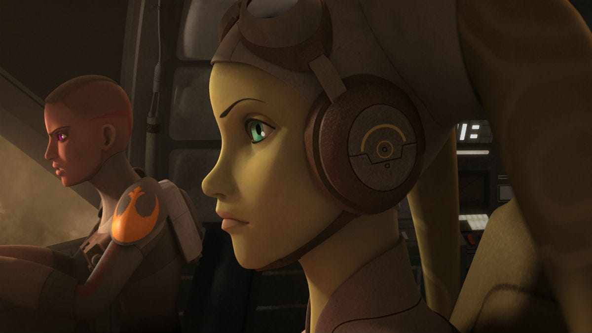 We Tackle Your Burning Questions After the Star Wars Rebels
