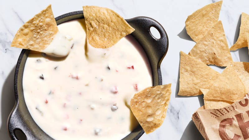 Chipotle will not let its queso dreams die