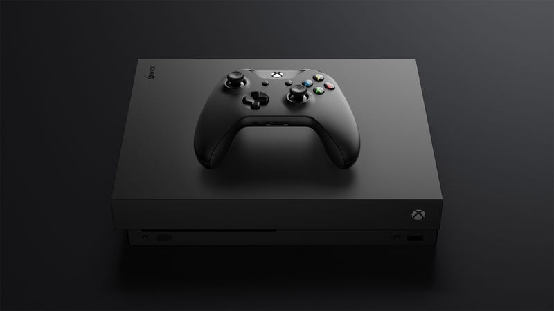 Illustration for article titled The Xbox One X Is Great So Far, But Waiting For Game Updates Is The Worst