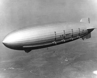 Illustration for article titled Rigid Airship question