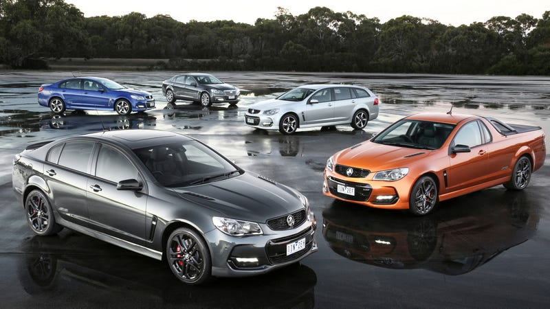 Illustration for article titled You Can Still Buy a 'New' Chevrolet SS in Australia, Even Though Production Ended a Year Ago