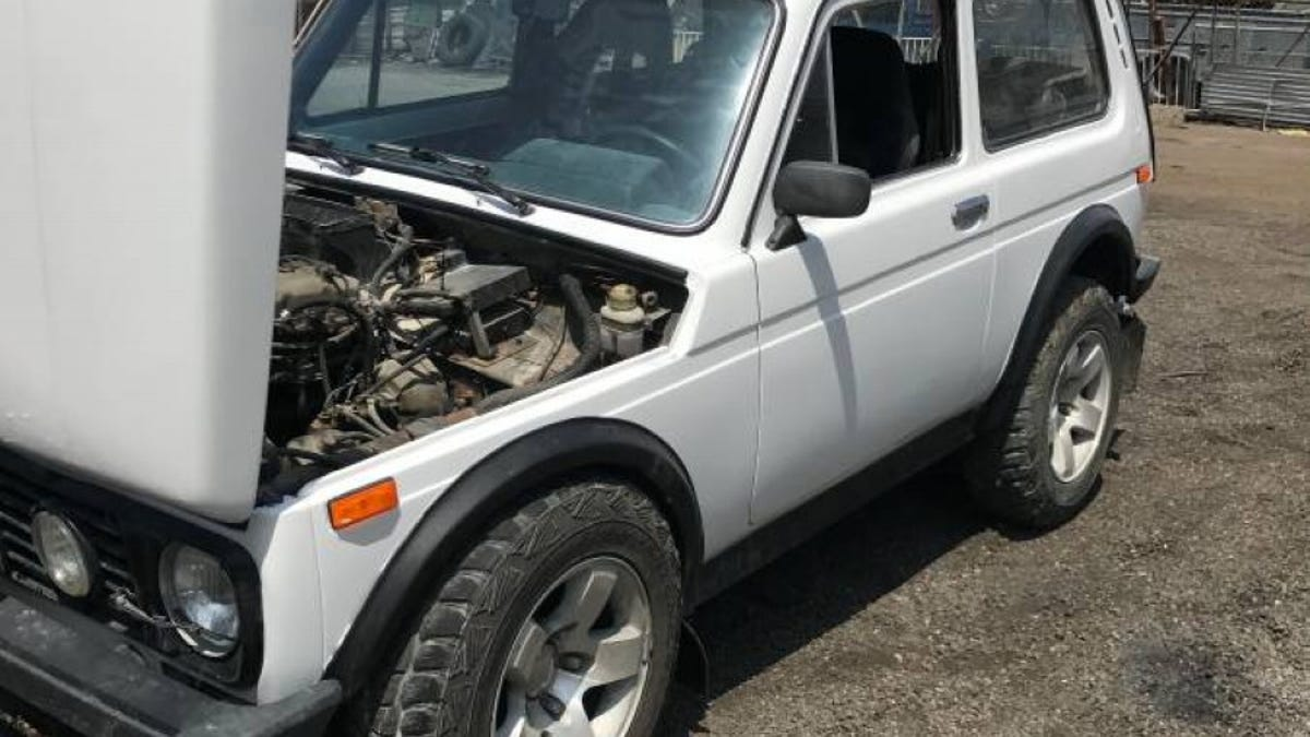 At $7,600, Could This Grey Market 1980 Lada Niva Have You