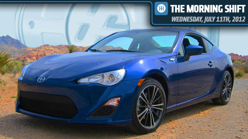 Illustration for article titled Scion tC Picks Red, Buick Picks Peyton Manning, And Nissan Has A Job For You