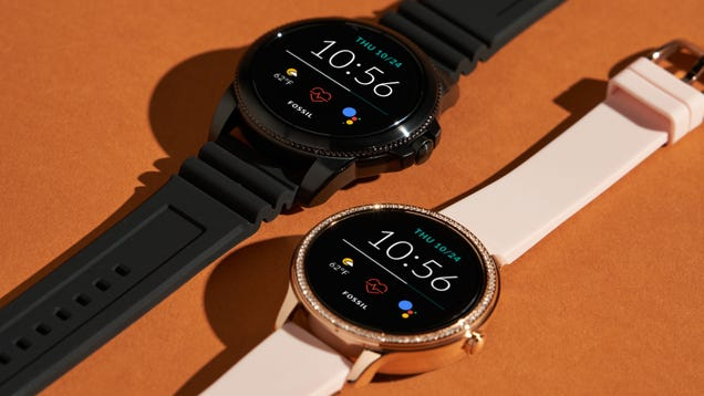 Fossil s New Smartwatches Could Leave Wear OS Fans Feeling the Lag