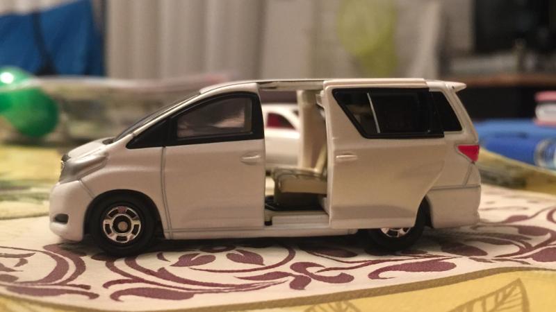 Progressive Near Me >> [HAWL] Tomica Toyota Alphard