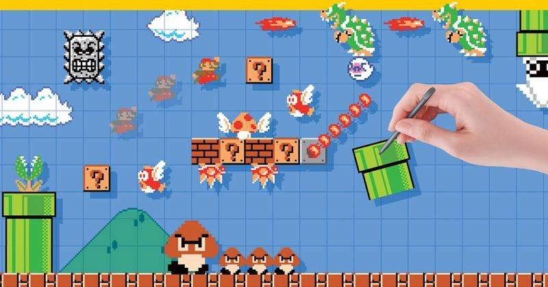 Illustration for article titled Mario Maker Fans Have Built A Better Community Website Than Nintendo