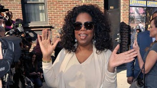 Oprah WinfreyChance Yeh/Getty Images